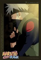 Naruto - Chapter 422 Cover by agl89