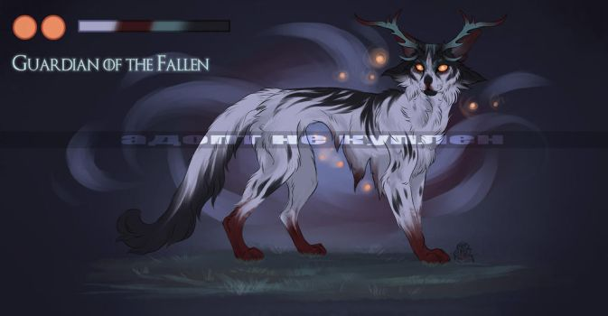 Guardian of the Fallen (SB $13) [CLOSED] by Daytonvira
