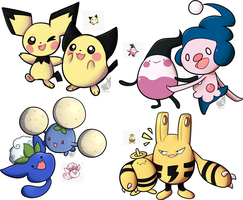 I love pokemon so much