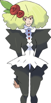 Elite Four Rosa by NachtBeirmann