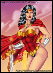 Wonder Woman by pollo1567