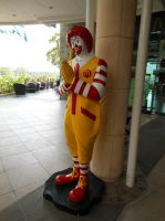 Oh Wai, Ronald! by discoinferno84