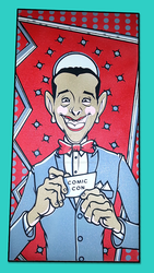 Peewee Painting by cgianelloni