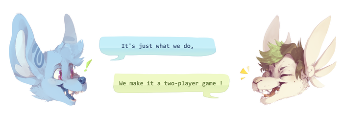 Two-player game by shayxy