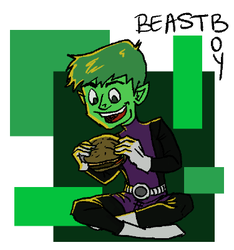 Beast Boy by invisibleheros