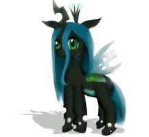 Queen Chrysalis by pipomanager-mimmi