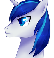 Shining Armor by MylittleSheepy
