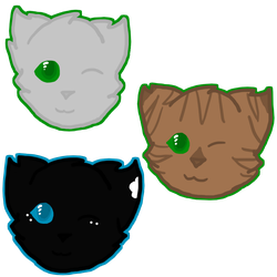 BlogClan Fursona Requests by unclaimed--username
