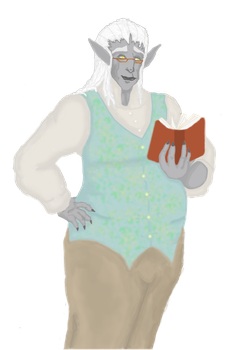 Nothing Like a Good Book by Stormwarp