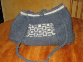 Felted Bag by FiberFiend