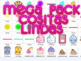 Mega pack cositas lindas by andyeditionsrolex