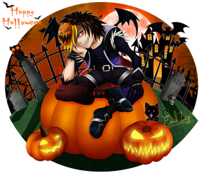 Happy Halloween - The Night of Pumpking by Emil-Inze