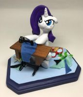 Working Rarity Sculpt by CadmiumCrab