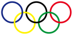 logo Olympics Games Vector by Mac-Crow