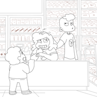 (W.I.P.) Talking Things Out by plumbagel