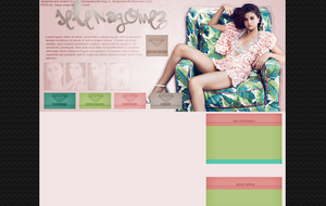 free design ft. selena gomez by designsbyroth