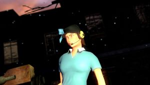 [GMOD] With the Femscout 2/2 by HydeCT