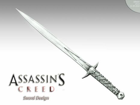 Assassin's Creed Sword by sergiosoares
