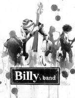 BILLY's band_02 by lora-zombie