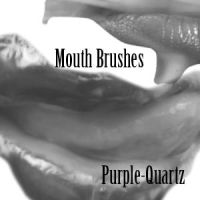 Mouth Brushes by Purple-Quartz-Brush