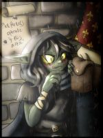 Nott the Brave - Critical Role Fanart by ReallyBadWeather