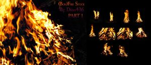 Fire Stock Part 1 by Draia436