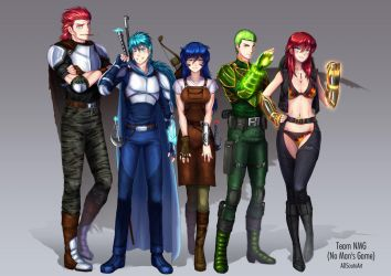 Team NMG (No Man's Game) by ADSouto