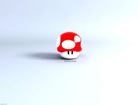 The Mushroom. by quantsini