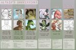 Commission Prices 2016 by AltairSky