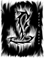 Black Queen Insignia by ShadowMachina