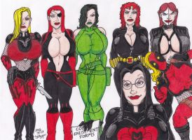 Baroness Recruits by Crash2014