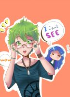 Where are my glasses??? by 13SweetBUNNY13
