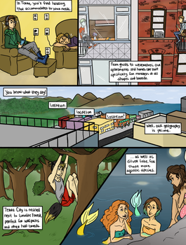 Welcome to Terra City: Pg 13 by CelestialTeez