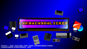 Youtube Channel Banner V3 by lordwindowlicker