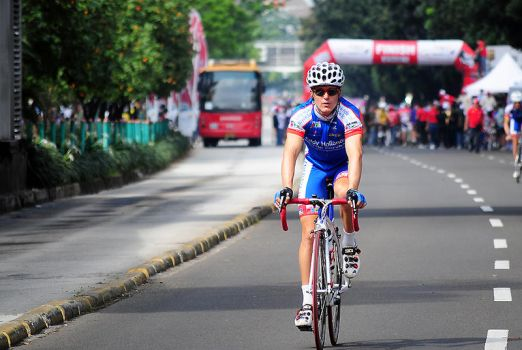 Tour d Indonesia 2010 by spermandroid