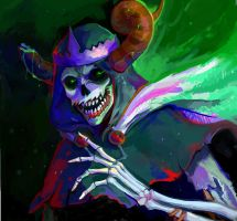 The Lich by Zapekanka