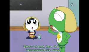 Tamama x Keroro 166 by tackytuesday