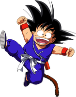Dragon Ball - Kid Goku 13 by superjmanplay2