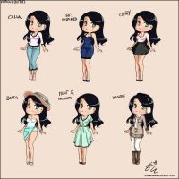 Outfit by Ilyalisse