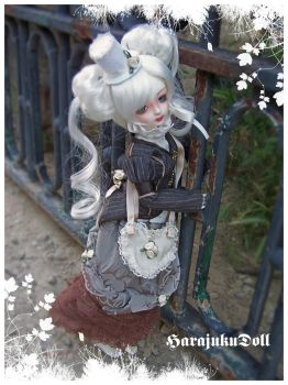 Lady Divine by harajukudoll