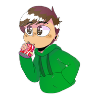 Edd the cola boy - eddsworld by MilkyDramas