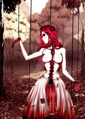 Marionette by MissVaal
