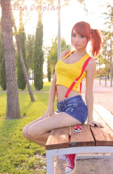 Misty Cosplay by MaryRaine