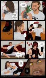 Cape Town Werewolf Comic - Page 45 by ChristinaDeath