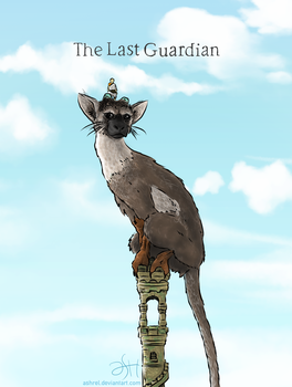 The Last Guardian by ashrel