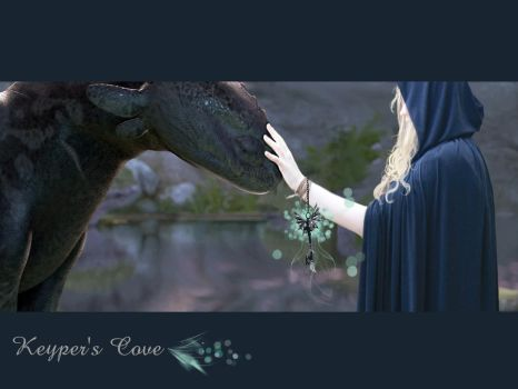 Keyper's Cove Photo-Manipulation Contest Entry by shadowmoon13