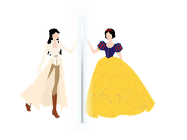 OUAT vs. Disney (Snow White) by Orpherilia