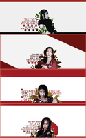[PSD] SISTAR - MY QUEENS - by LYNwangXx