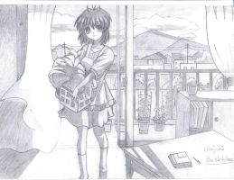Clannad After Story by thinhthanh77