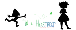 In A Heartbeat Crossover by VictoriaLynnDesigns